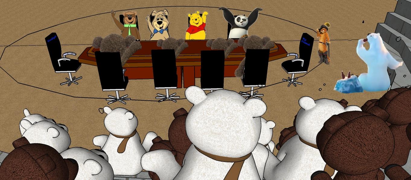 Nadzwyczajna Sesja Rady Misiów